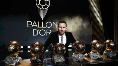 Photo of Ballon D'Or won't be awarded due to coronavirus pandemic