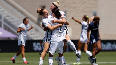 Photo of NWSL Challenge Cup: Thorns stun Courage to blow tournament open