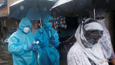 Photo of India coronavirus cases pass one million