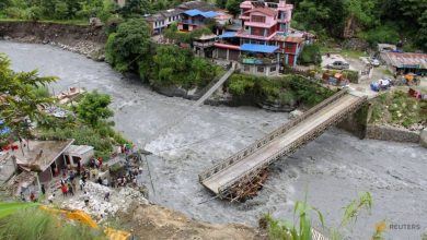 Photo of Floods, landslides kill 40 in Nepal, many missing