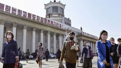 Photo of North Korea steps up coronavirus prevention after first possible COVID-19 infection