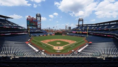 Photo of MLB says two of Phillies' COVID-19 cases were false positives