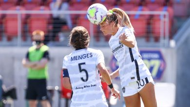 Photo of Thorns 0, OL Reign 0: Portland to face Courage in NWSL quarters