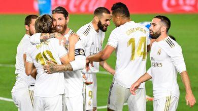 Photo of Real Madrid wins La Liga title, claims 34th league championship