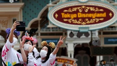 Photo of Fans 'over the moon' as Tokyo Disney reopens after COVID-19 closure