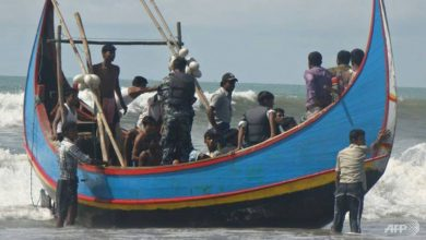 Photo of Missing Rohingya refugees found alive on Malaysian islet