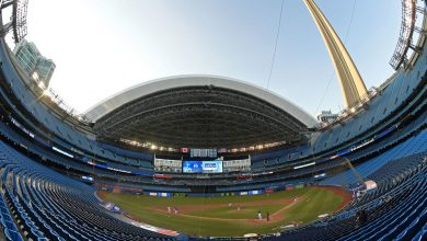 Photo of Blue Jays chaos makes it easy to doubt MLB's return plan