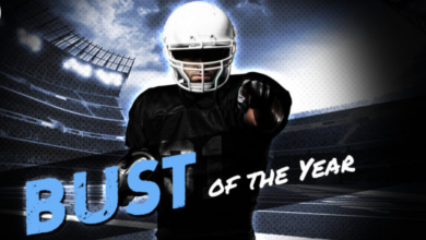 Photo of Fantasy Football ADP, Rankings & Projections: 2020 Fantasy Bust of the Year Candidate