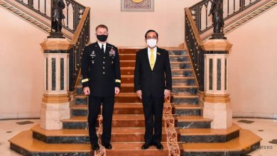 Photo of US Army chief of staff signs 'strategic vision' pact with Thailand