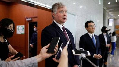 Photo of US envoy wraps up South Korea visit overshadowed by North Korea tensions