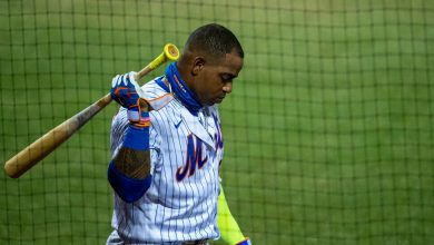Photo of Yoenis Cespedes Is Missing From the Mets, the Team Says