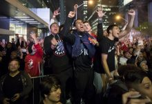 Photo of Toronto Tones Down Its Postseason Party
