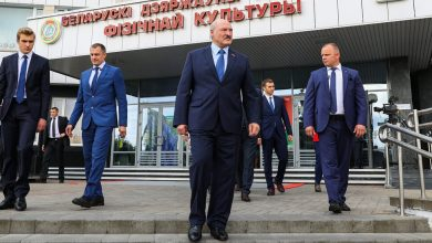 Photo of Belarus Says Longtime Leader Is Re-elected in Vote Critics Call Rigged