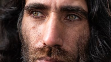 Photo of Behrouz Boochani Just Wants to Be Free