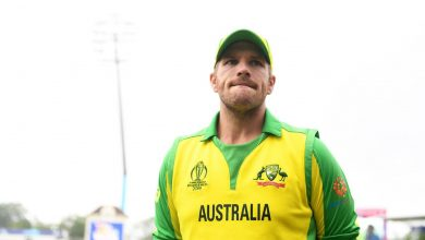 Photo of Aaron Finch: Mental health 'something to monitor heavily' in bio-secure bubble in England