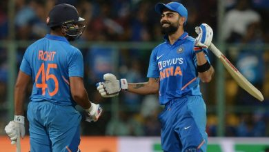 Photo of Virat Kohli, Rohit Sharma retain top two spots in ICC ODI rankings; Babar Azam at No. 3