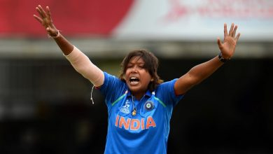 Photo of 'World Cup 2022 is the goal now' – Jhulan Goswami