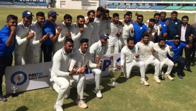 Photo of Sourav Ganguly – India's domestic season will start from January 1