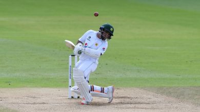 Photo of Abid Ali: 'My target was to bat time and make it easier for the other batsmen'