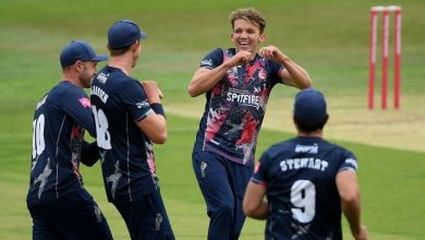 Photo of Recent Match Report – Hampshire vs Kent South Group 2020