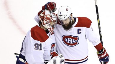 Photo of Canadiens Even Series With an Emotional Rout of the Flyers