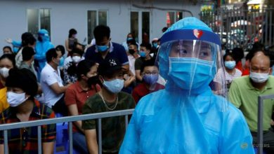 Photo of Vietnam's COVID-19 infections pass 1,000 mark