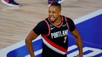 Photo of Portland Trail Blazers Beat Memphis Grizzlies for Playoff Spot