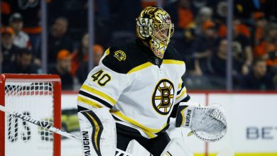 Photo of Bruins Goaltender Tuukka Rask Is Biggest N.H.L. Name to Opt Out