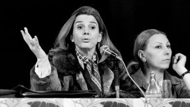 Photo of Gisèle Halimi, Influential French Lawyer and Feminist, Dies at 93