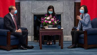 Photo of U.S. Tries to Bolster Taiwan's Status, Short of Recognizing Sovereignty