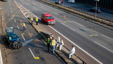 Photo of Berlin Autobahn Crashes Are Deemed a Possible Terrorist Attack