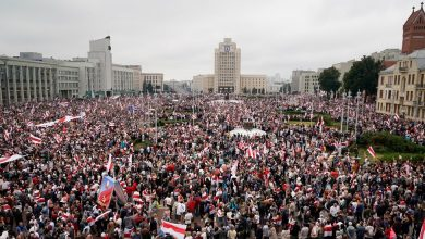 Photo of 'We Just Want Him to Leave': Protests Persist Against Belarus's Leader