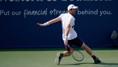 Photo of Andy Murray Finds Pleasure in Tennis Again, After All the Pain