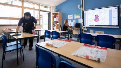Photo of U.K. Braces for School Return Amid Fears of Virus Spike