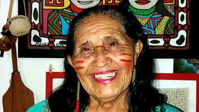 Photo of Bernaldina José Pedro, Repository of Indigenous Culture, Dies at 75