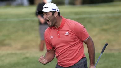Photo of Jon Rahm Sinks a Big Putt to Win Playoff at the BMW Championship