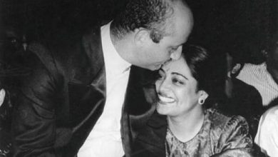 Photo of Anupam Kher posts 35th anniversary message for wife Kirron Kher