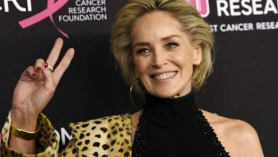 Photo of Actress Sharon Stone criticises COVID-19 testing in Montana