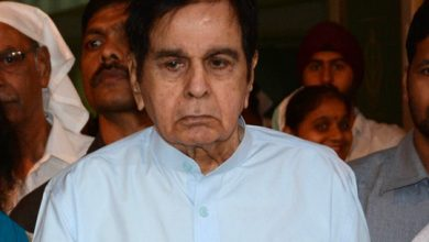 Photo of Dilip Kumar's youngest brother dies of COVID-19