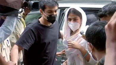 Photo of Sushant Singh Rajput case: Rhea, family appear for round two of questioning