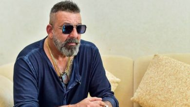 Photo of Sanjay Dutt discharged from hospital after health scare