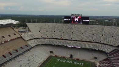 Photo of College Football's Pandemic Playbook: Fewer Fans, No Tailgating, No Bands