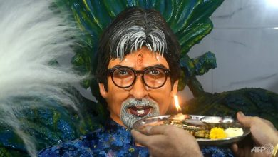Photo of Bollywood star Bachchan discharged after catching coronavirus