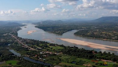 Photo of Mekong nations pressed to share data as water level falls to new low