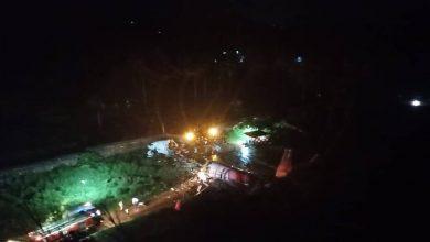 Photo of Air India Express plane crash lands at airport in Kerala, several injured
