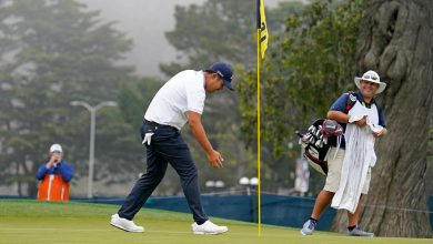 Photo of Byeong Hun An hole-in-one video: An records ace at PGA Championship