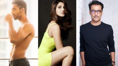 Photo of Bollywood star Vaani Kapoor joins Ayushmann Khurrana's film