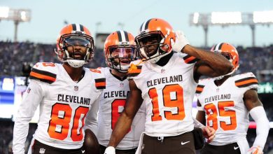Photo of 10 Best Wide Receivers in Cleveland Browns History