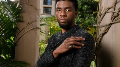 Photo of Chadwick Boseman, who starred as Jackie Robinson and the Black Panther, dies at 43