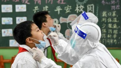 Photo of China reports 16 new COVID-19 cases, eighth day without local infections